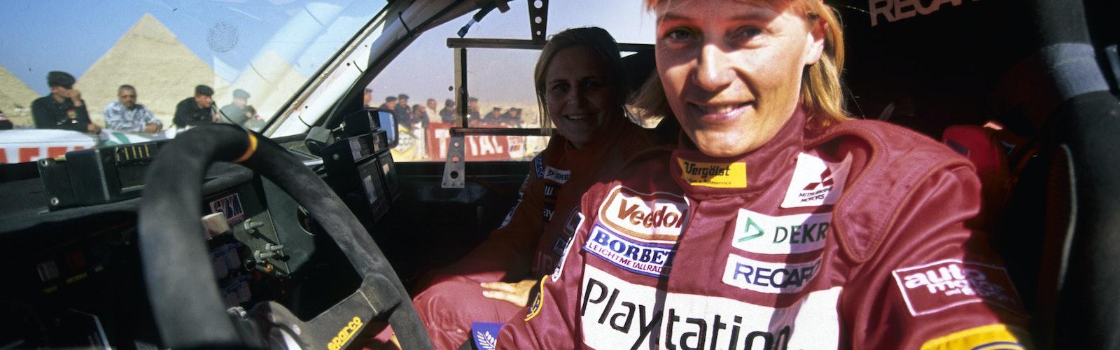 2000 Paris Dakar Cairoworld wide copyright: McKlein