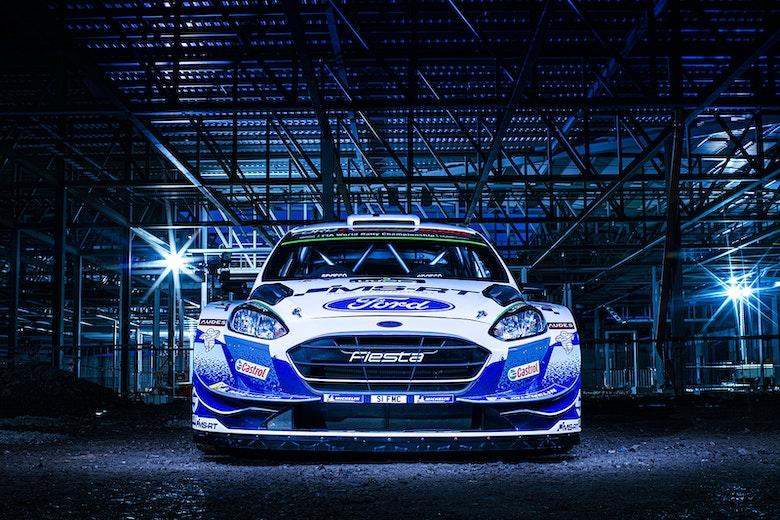 M-Sport 2020 WRC livery