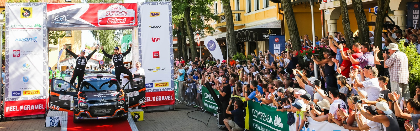 AUTO – ERC RALLY POLAND – 2019