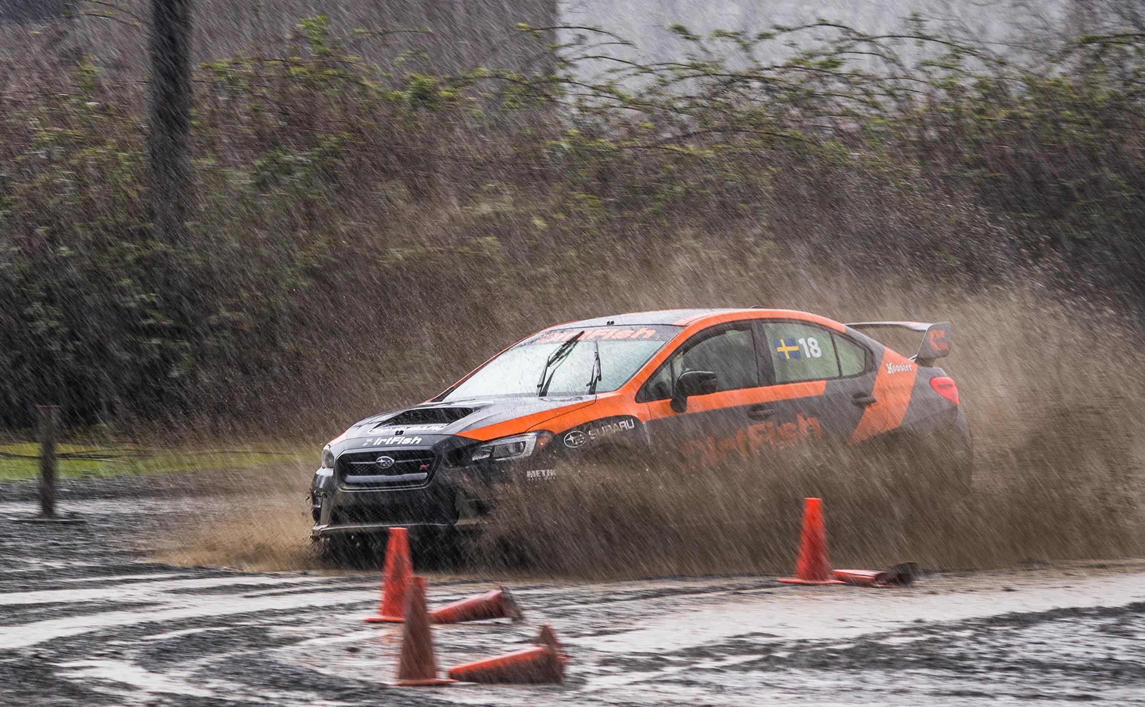 Subaru-downpour