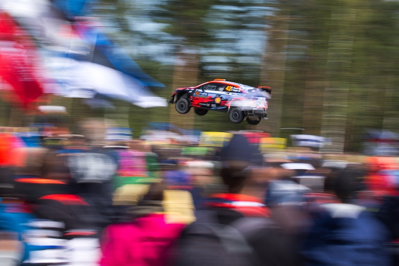 Hyundai Rally Finland