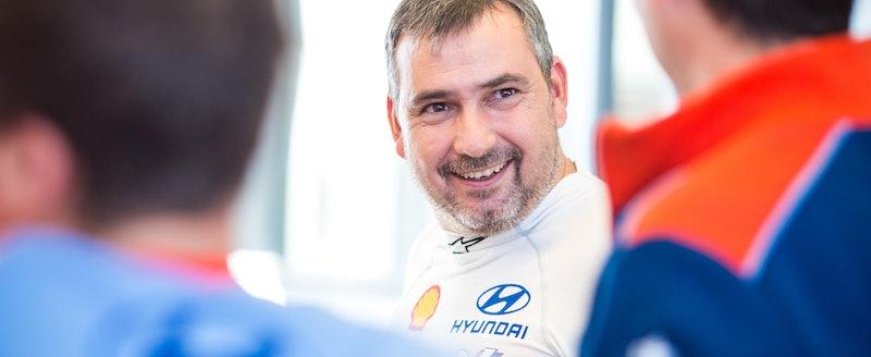 Daniel Elena Hyundai WRC 2019