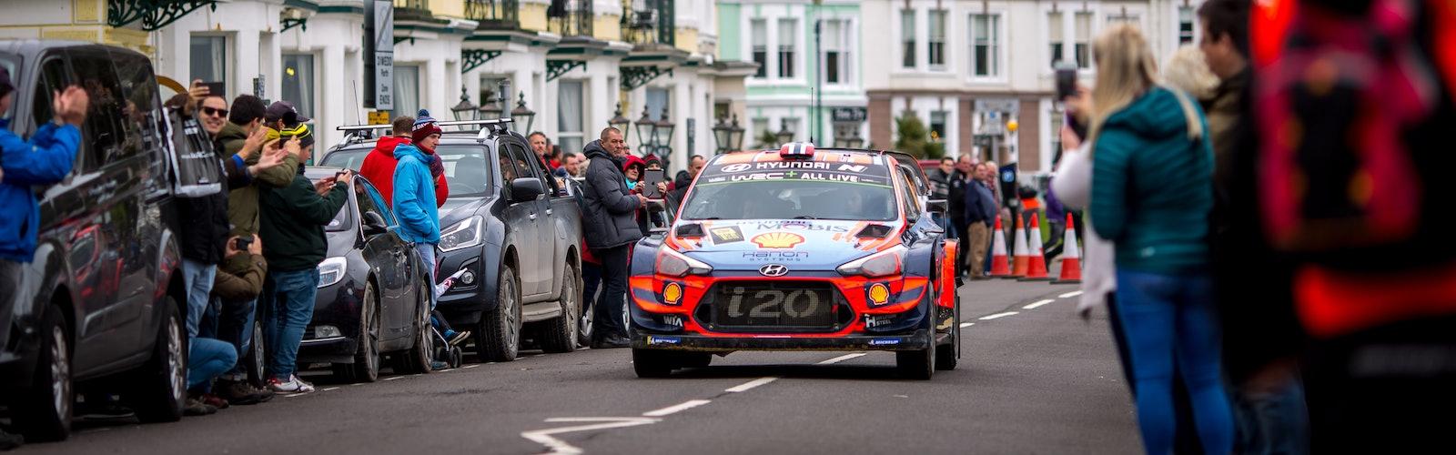 Hyundai Rally GB 2019