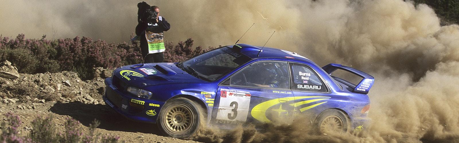 2000 Portugal Rally world wide copyright: McKlein