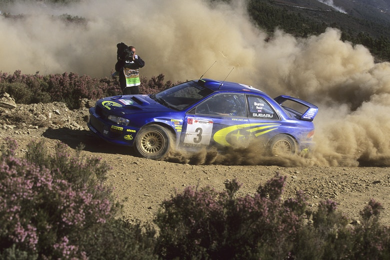 2000 Portugal Rally world wide copyright: McKlein