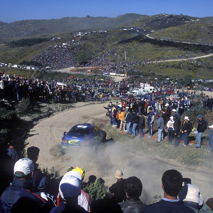 Subaru Impreza WRC2000