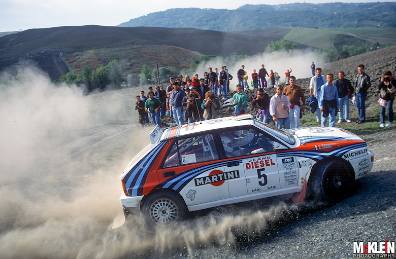 1992 Rally SanremoWorldwide Copyright: McKlein