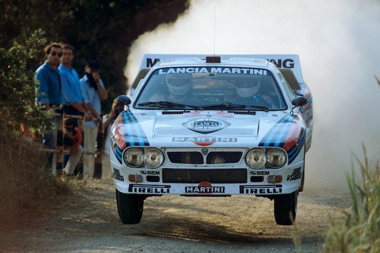 1985 Sanremo Rallycopyright:Mcklein