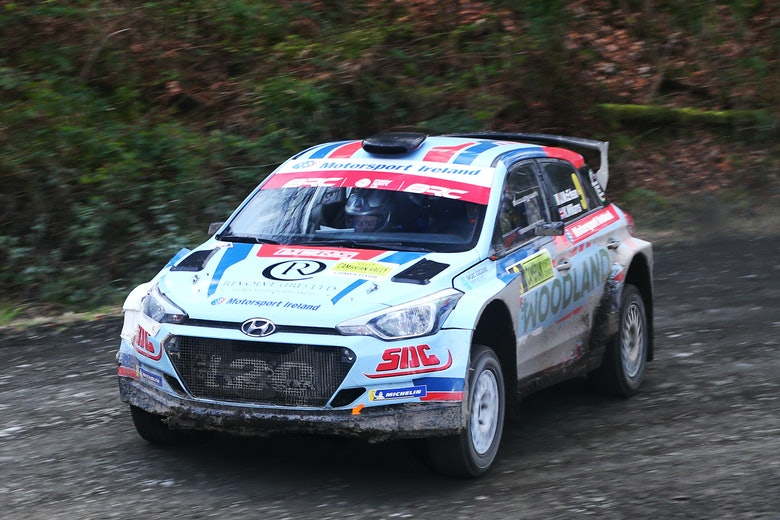 Josh McErlean / Keaton Williams - Hyundai i20 R5