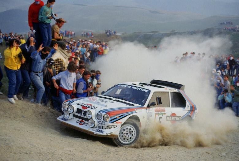 Rallye Sanremo San Remo (ITA) 13-17 10 1986