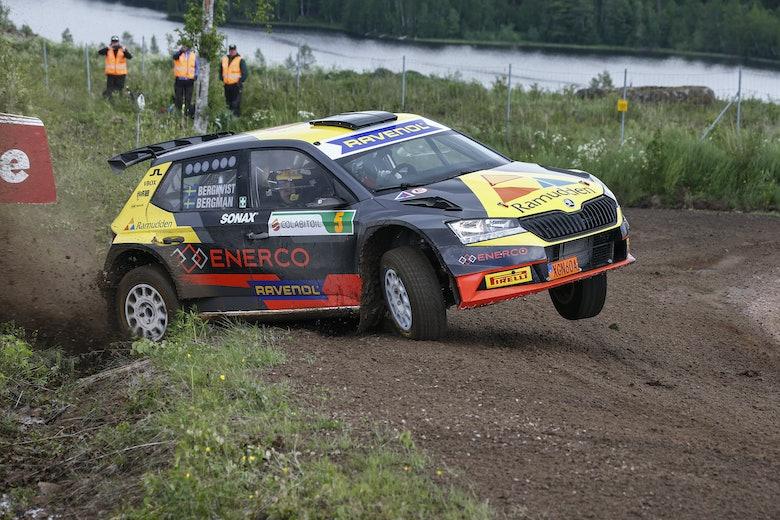 Swedish Rally Lockdown 2020-06-07 Foto Tony WelamMattias Ekstrom