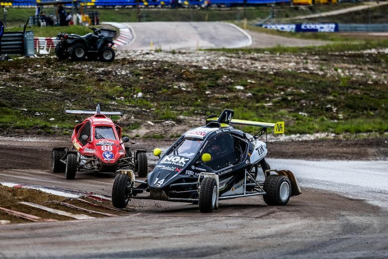 RallyX Nordic Holjes 2019 CrossCar