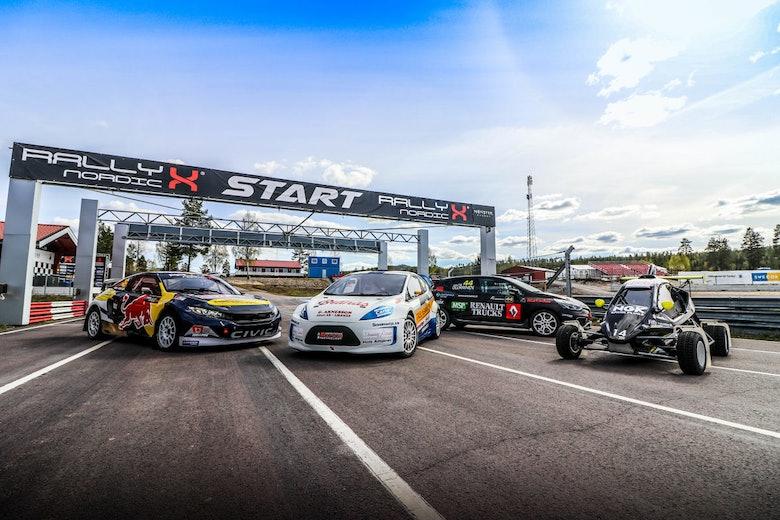 RallyX Nordic Holjes 2019