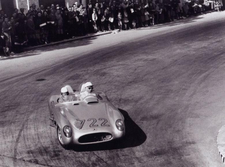 Moss Mille Miglia 55