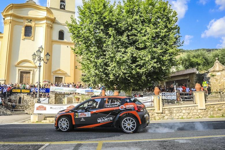 AUTO – ERC RALLY DI ROMA  2019