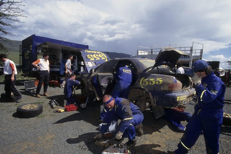 1996 Safari Rallyecopyright: Mcklein