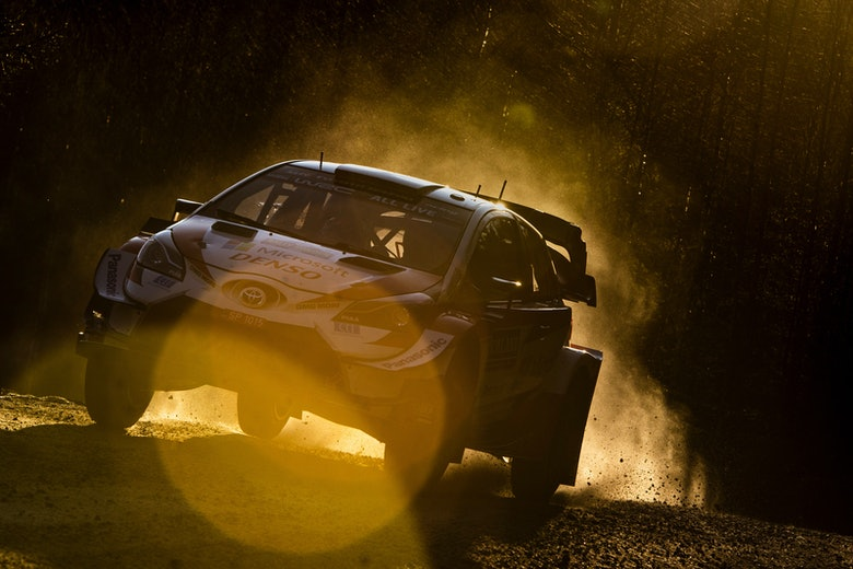 FIA World Rally Championship 2020 Stop 2 – Torsby, Sweden