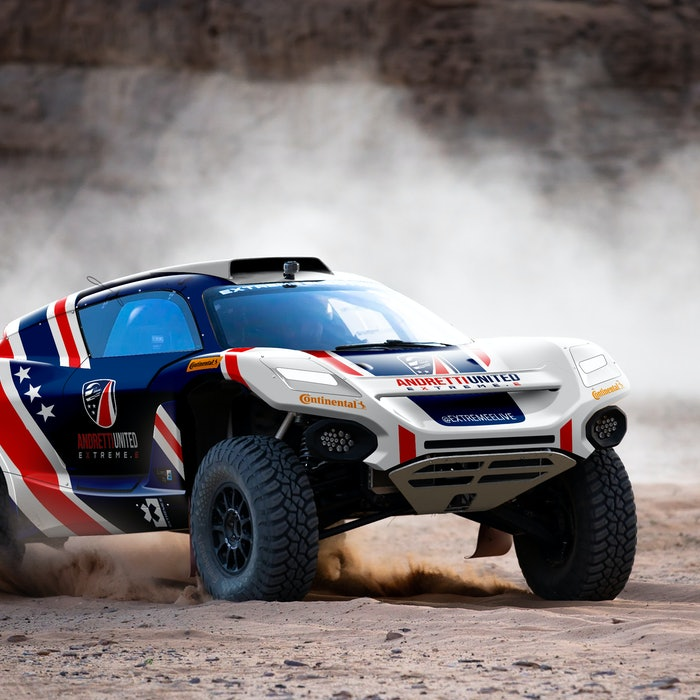 Andretti Links With Mclaren F1 Boss S Team For Extreme E Dirtfish