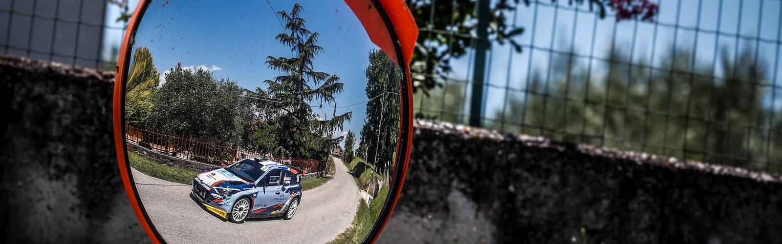 AUTO – ERC – RALLY DI ROMA CAPITALE 2020