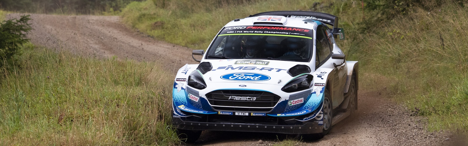 2020 M Sport Rally21st – 22nd August 2020Photo: Drew Gibson