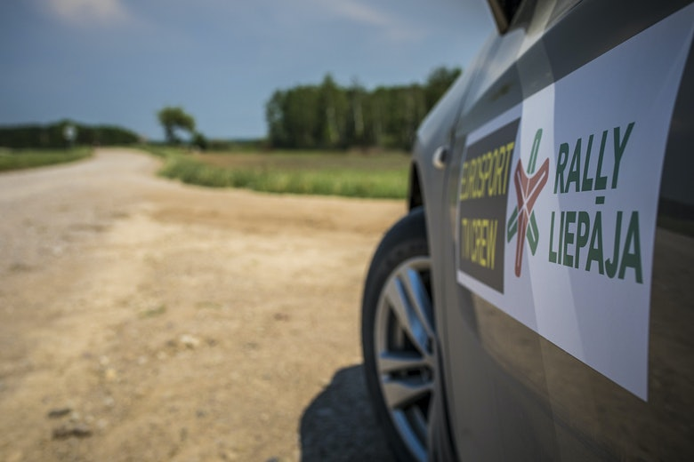 AUTO – ERC LETTONIE RALLY –  2019
