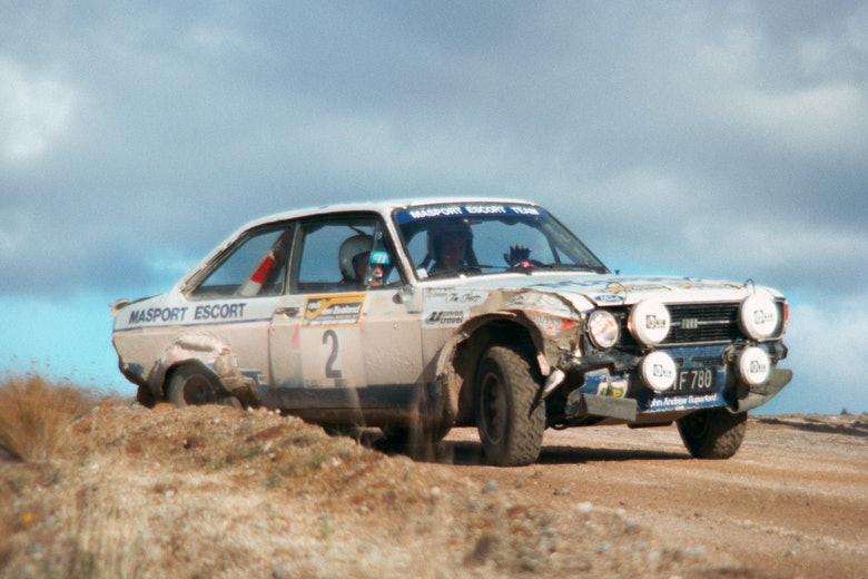1977 New Zealand Rallycopyright: Mcklein