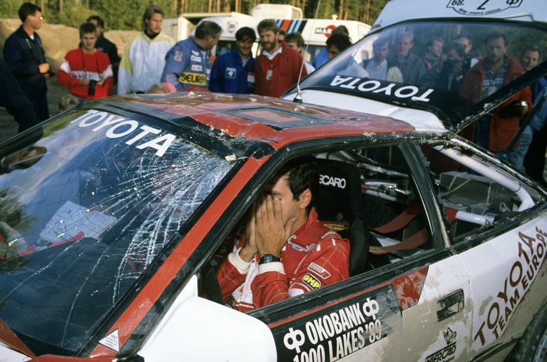 MCKLEIN-Carlos-Sainz-Toyota-Celica-ST185-1989-Rally-Finland