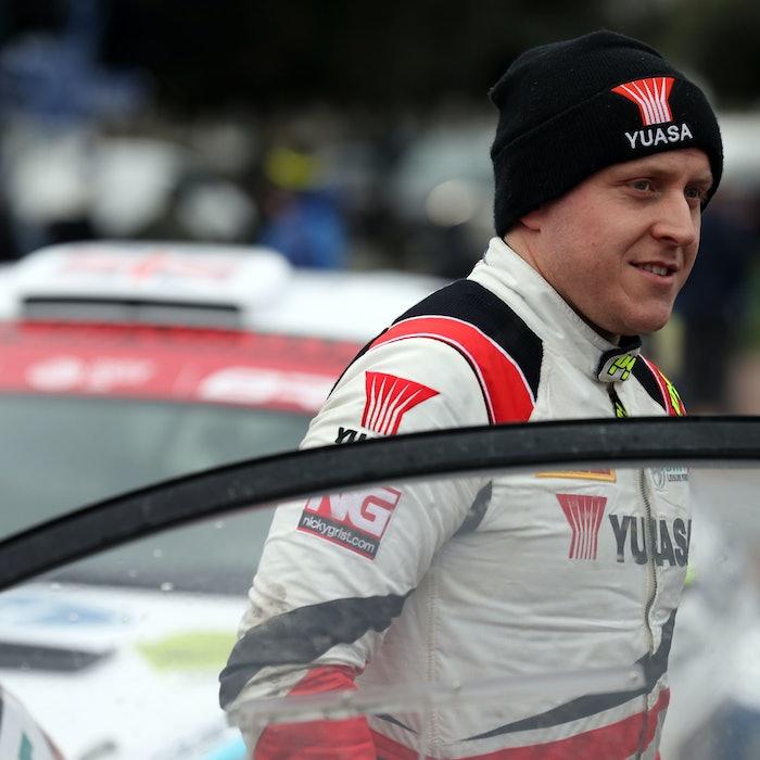 Matt Edwards  - Ford Fiesta R5 MkII