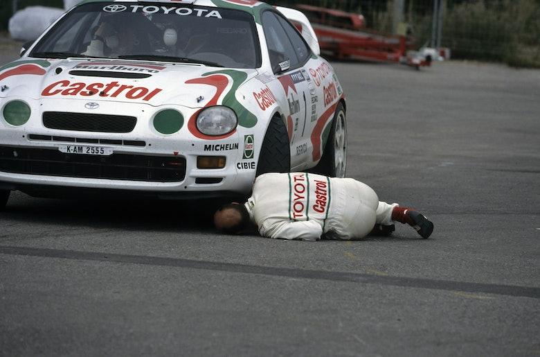 1995 Catalunya Rallyworld wide copyright: McKlein
