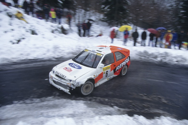 1997 Monte Carlo Rallye copyright: McKlein