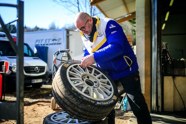 Michelin personnel