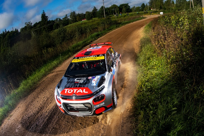 FIA World Rally Championship 2020 Stop 4 – Estonia
