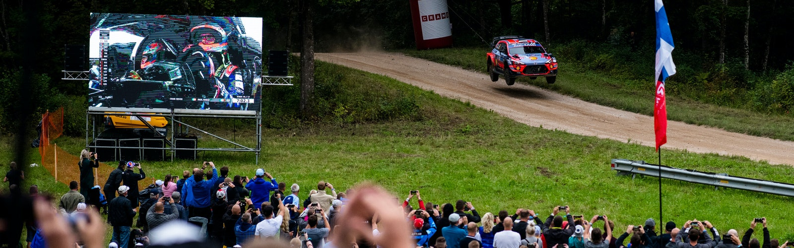 FIA World Rally Championship 2020 Stop 4 – Estonia