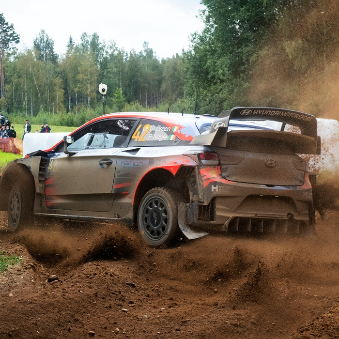 FIA World Rally Championship 2020 Stop 4 - Estonia