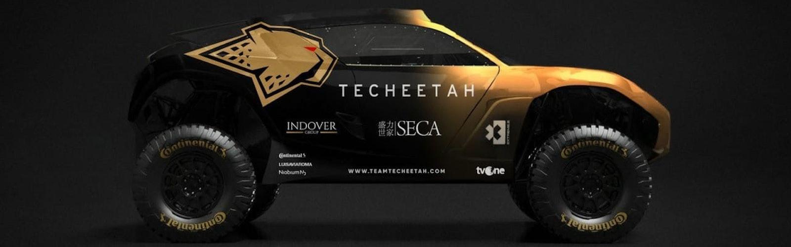 Team TECHEETAH