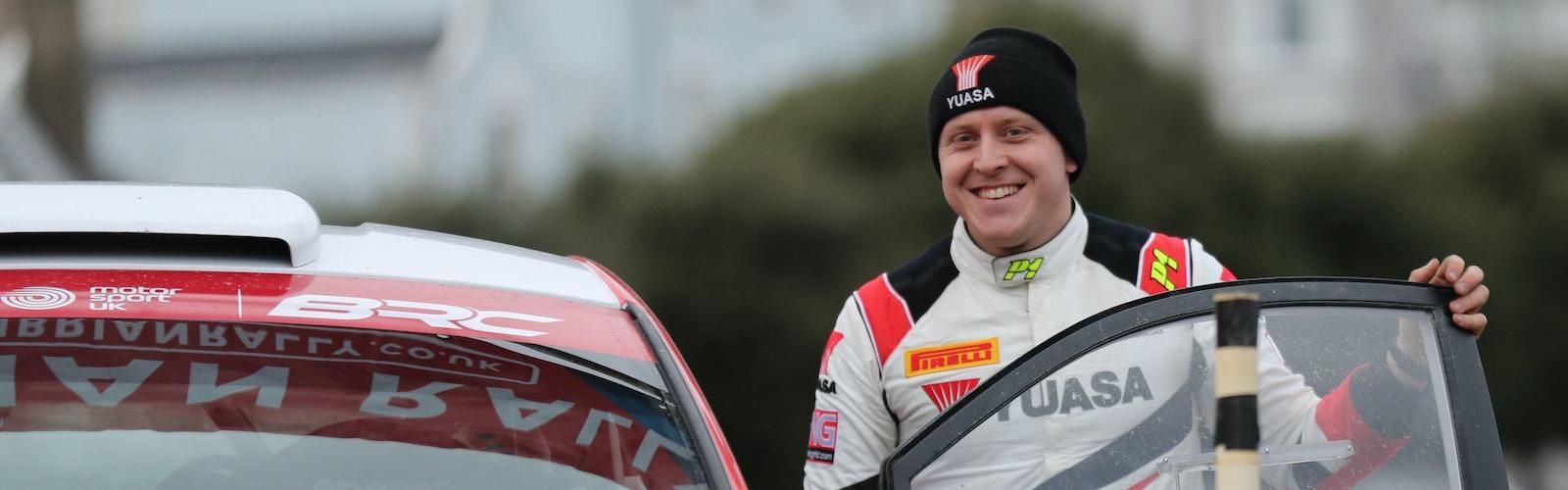 Matt Edwards  – Ford Fiesta R5 MkII