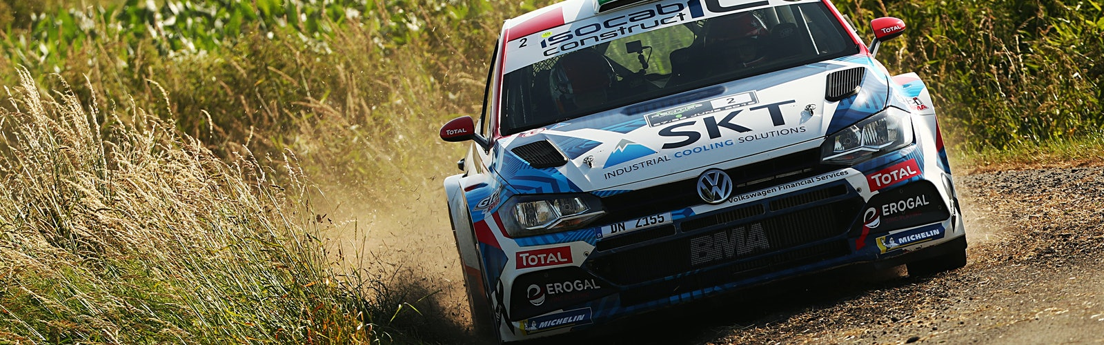 Craig Breen / Paul Nagle VW Polo GTI R5