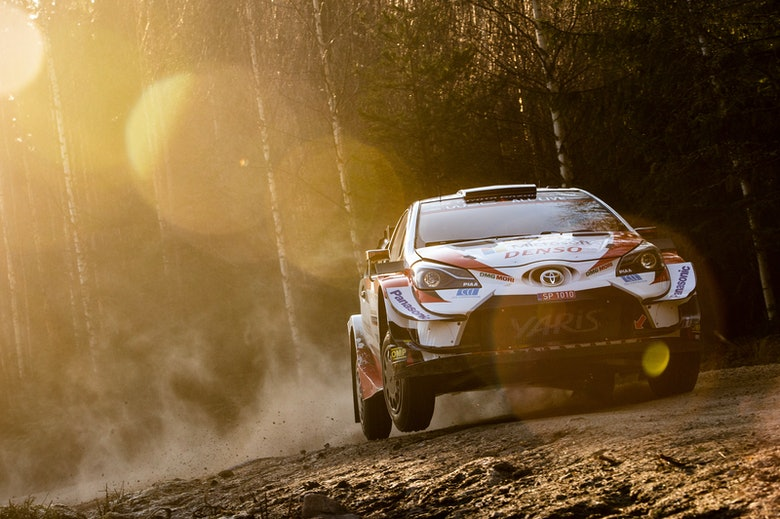 FIA World Rally Championship 2020 Stop 2 - Torsby, Sweden