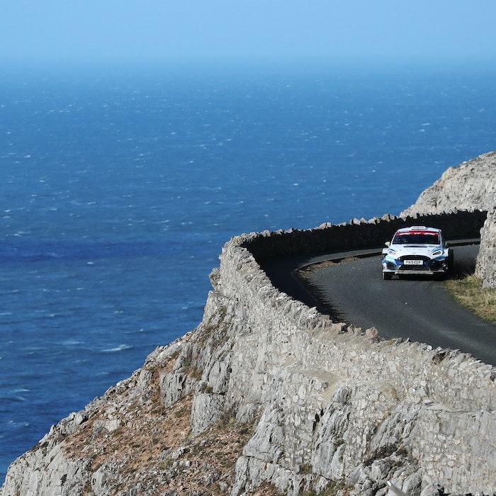 Rhys Yates / James Morgan - Ford Fiesta R5 MkII