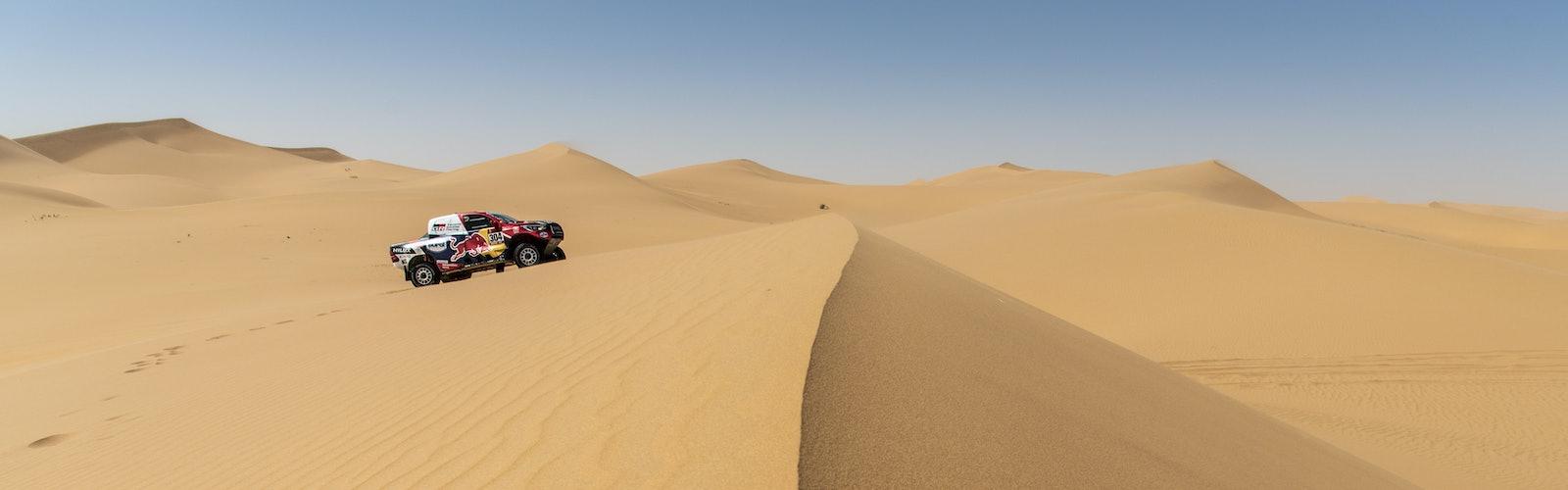 AUTO – DAKAR 2020 SAUDI ARABIA – PART 2