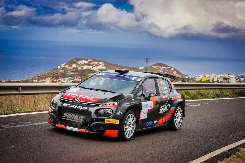 AUTO - ERC - RALLY ISLAS CANARIAS 2020