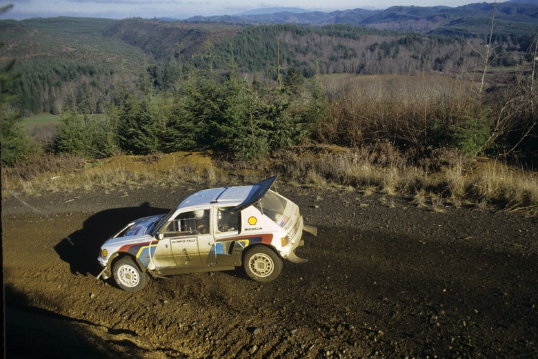 1986 Olympus Rallye USA copyright:Mcklein