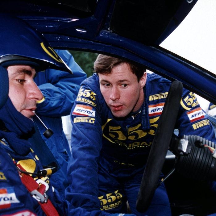 RAC Rally 1994 Sainz McRae