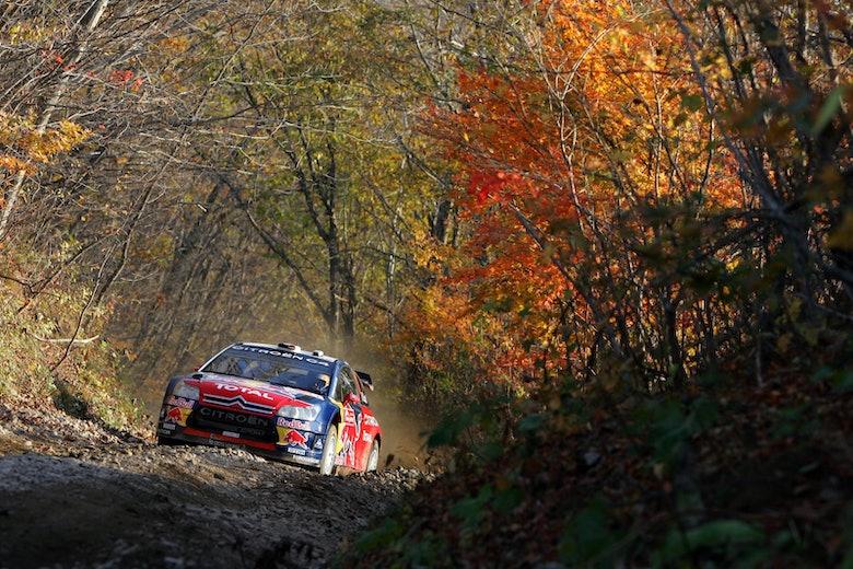 S�bastien Loeb, Red Bull Rally,   Citro�n WRC Team