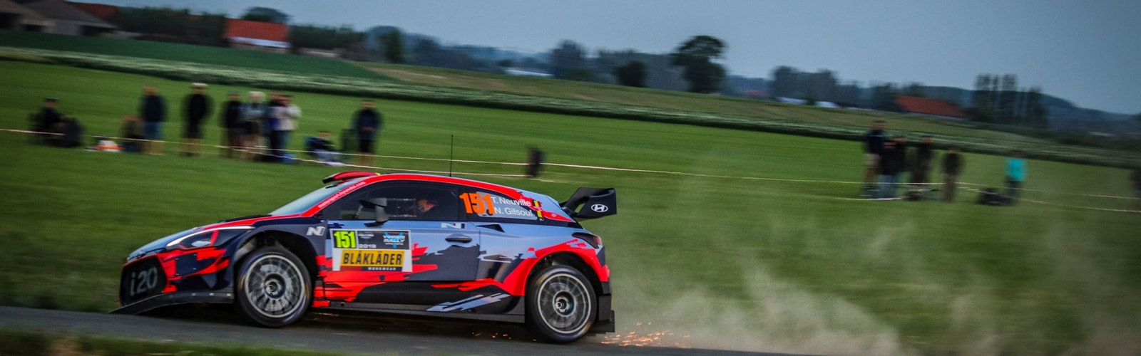 Thierry Neuville Ypres 2019