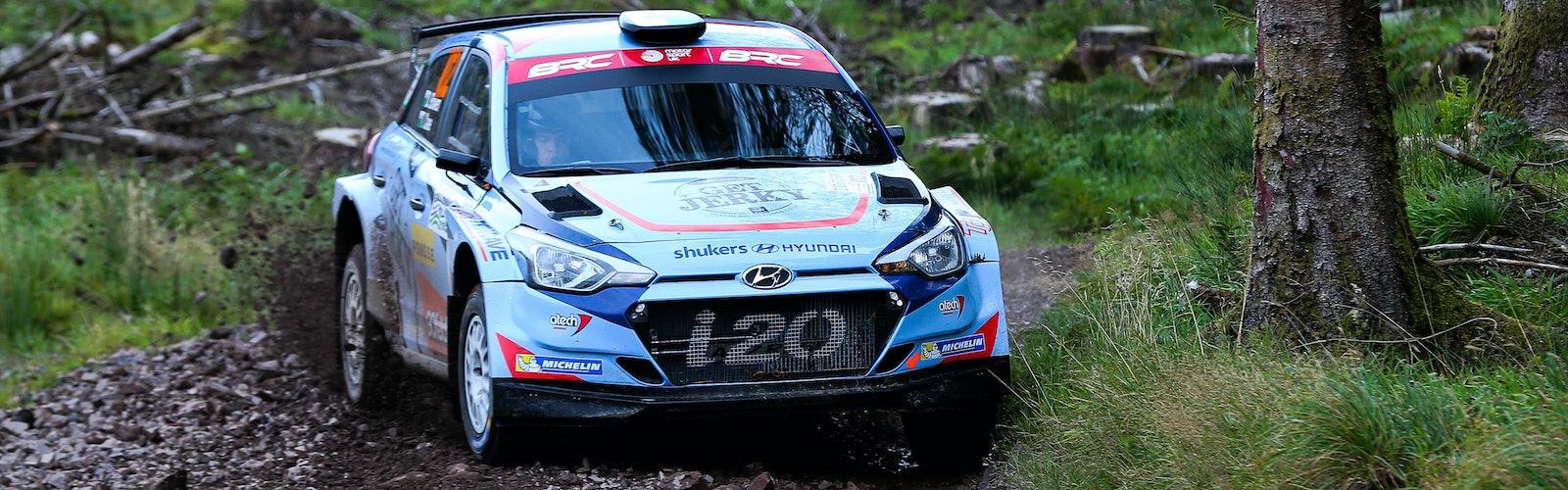 Tom Cave / Dale Bowen Hyundai i20 R5
