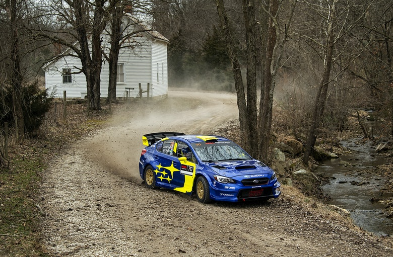 Oliver Solberg Subaru ARA 2019