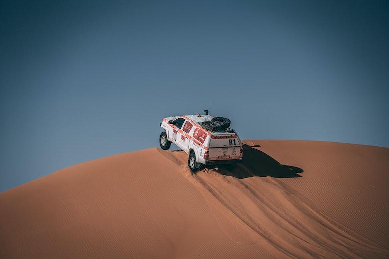 Dakar 2021 – Recce