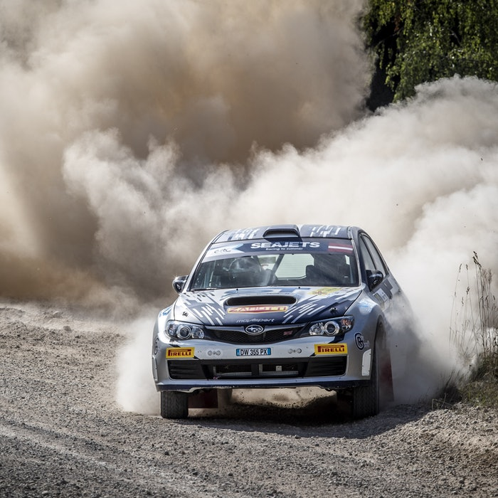 AUTO - ERC - RALLY LIEPAJA 2020