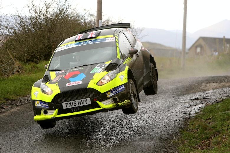 Rhys Yates / Tom Woodburn Ford Fiesta R5
